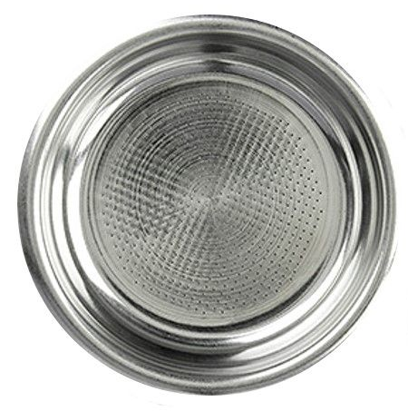 Ascaso 58mm ridged competition filter Basket 18g H24.5