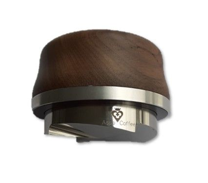 Asso Jack  adjustable leveler 58.5mm walnut
